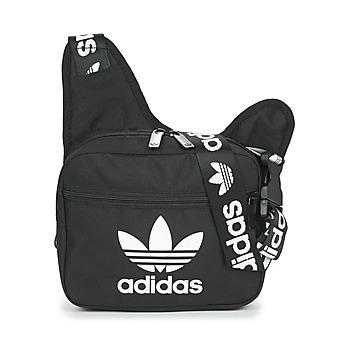 Torbice Torbice adidas Originals AC SLING BAG Črna