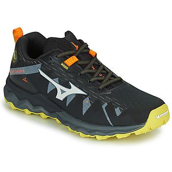 Čevlji  Moški Tek & Trail Mizuno WAVE DAICHI 4 Črna / Oranžna
