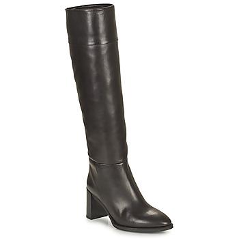 Čevlji  Ženske Mestni škornji    Unisa USOLA Črna
