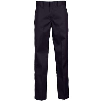 Oblačila Moški Hlače s 5 žepi Dickies WORK PANT Črna