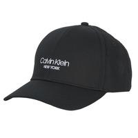 Tekstilni dodatki Kape s šiltom Calvin Klein Jeans CK NY BB CAP Črna