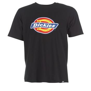 Oblačila Moški Majice s kratkimi rokavi Dickies HORSESHOE TEE Črna