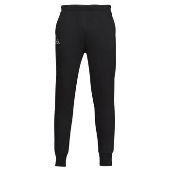 Oblačila Moški Spodnji deli trenirke  Kappa ZANT Črna