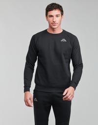 Oblačila Moški Puloverji Kappa CAIMALI Črna