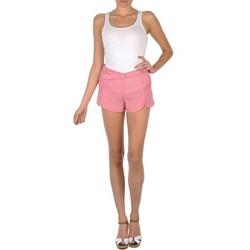 Oblačila Ženske Kratke hlače & Bermuda Brigitte Bardot MAELA Rožnata