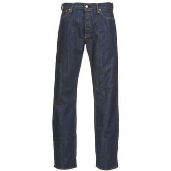 Oblačila Moški Jeans straight Levi's 501® Levi's®ORIGINAL FIT Modra