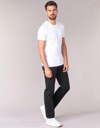 Oblačila Moški Jeans straight Levi's 501® Levi's®ORIGINAL FIT Črna