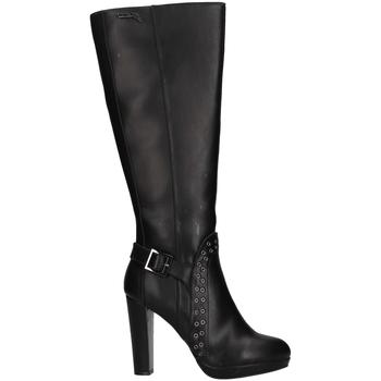 Čevlji  Ženske Mestni škornji    Gattinoni PINMD0920WC BLACK