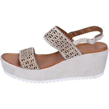Čevlji  Ženske Sandali & Odprti čevlji Femme Plus BJ892 Bež