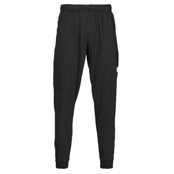 Oblačila Moški Spodnji deli trenirke  Nike NIKE DRI-FIT Črna / Bela