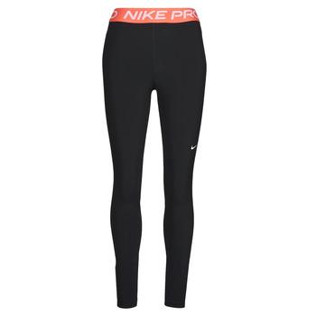 Oblačila Ženske Pajkice Nike NIKE PRO 365 Črna / Bela