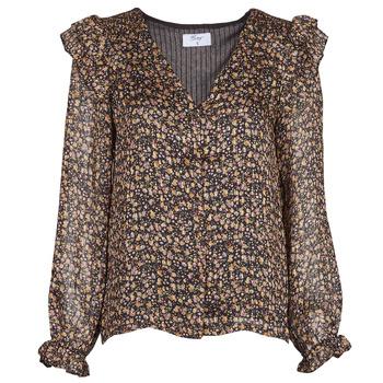 Oblačila Ženske Topi & Bluze Betty London PAULINE Črna