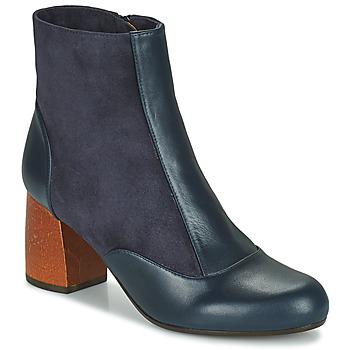 Čevlji  Ženske Gležnjarji Chie Mihara MICHELE Modra