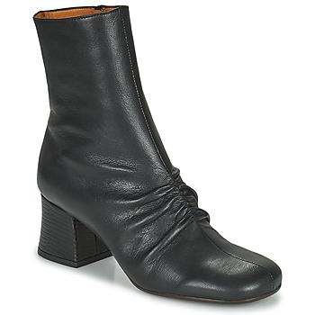 Čevlji  Ženske Gležnjarji Chie Mihara MERU Črna