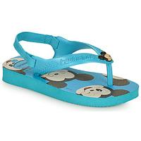 Čevlji  Dečki Japonke Havaianas BABY DISNEY CLASSICS II Modra