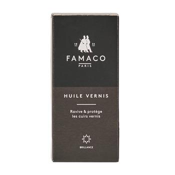 Dodatki  Izdelki za vzdrževanje Famaco FLACON HUILE VERNIS 100 ML FAMACO NOIR Črna