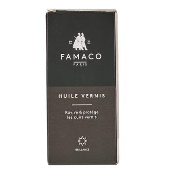 Dodatki  Izdelki za vzdrževanje Famaco FLACON HUILE VERNIS 100 ML FAMACO INCOLORE Brezbarven