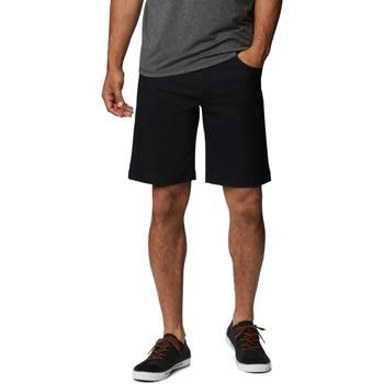 Oblačila Moški Kratke hlače & Bermuda Columbia Rugged Ridge Črna