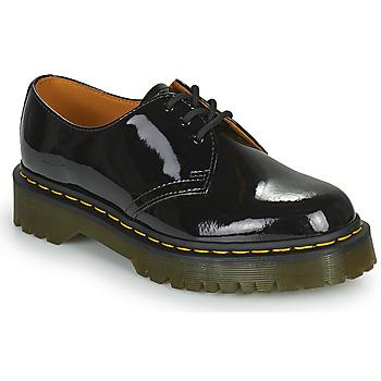 Čevlji  Ženske Čevlji Derby Dr Martens 1461 BEX Črna