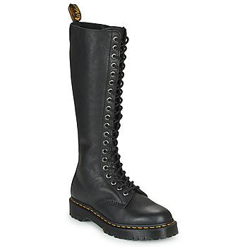 Čevlji  Ženske Mestni škornji    Dr Martens 1B60 BEX Črna