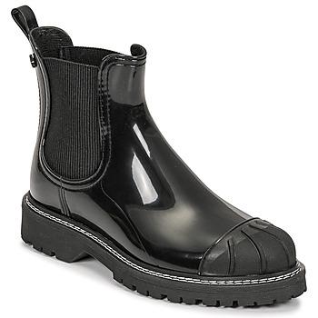 Čevlji  Ženske škornji za dež  Lemon Jelly ASTRID Črna