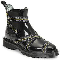 Čevlji  Ženske škornji za dež  Lemon Jelly SOLYN Črna
