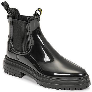 Čevlji  Ženske škornji za dež  Lemon Jelly WALKER Črna