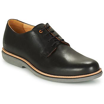 Čevlji  Moški Čevlji Derby Timberland CITY GROOVE DERBY Črna