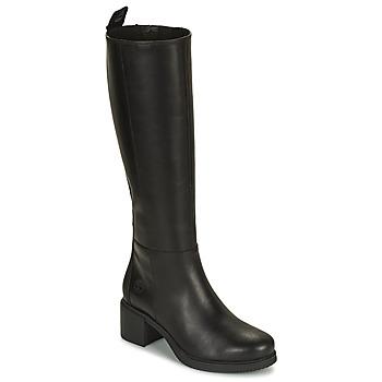 Čevlji  Ženske Mestni škornji    Timberland DALSTON VIBE TALL BOOT Črna