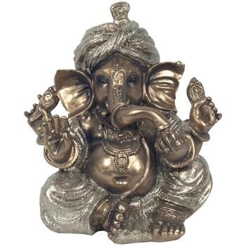 Dom Kipci in figurice Signes Grimalt Zlati Sedeči Ganesh Dorado