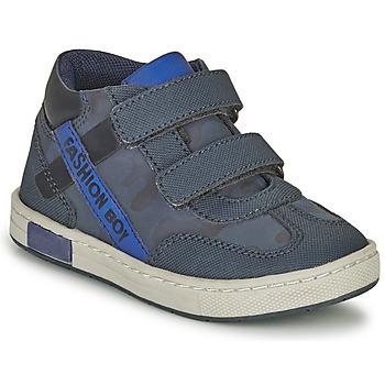 Čevlji  Dečki Visoke superge Chicco CORFU Modra