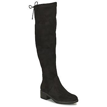 Čevlji  Ženske Mestni škornji    Tamaris GUILIA Črna