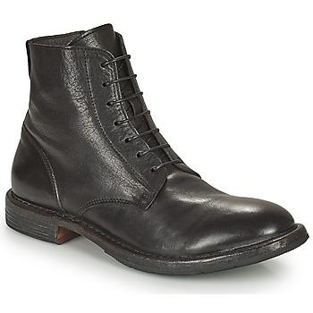 Čevlji  Moški Polškornji Moma MINSK Črna