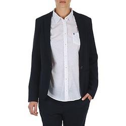 Oblačila Ženske Jakne & Blazerji Marc O'Polo CLOTHILDE Modra