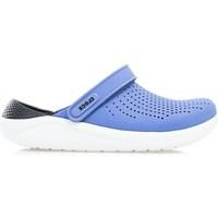 Čevlji  Moški Natikači Crocs Literide Modra