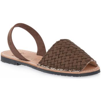 Čevlji  Ženske Sandali & Odprti čevlji Rio Menorca RIA MENORCA CACAO 3054 Giallo