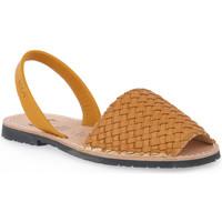 Čevlji  Ženske Sandali & Odprti čevlji Rio Menorca RIA MENORCA MUSTARD 3039 Arancione