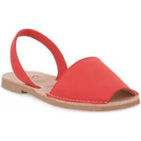 Čevlji  Ženske Sandali & Odprti čevlji Rio Menorca RIA MENORCA ROJO NABOUK Rosso