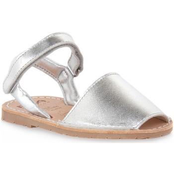 Čevlji  Deklice Sandali & Odprti čevlji Rio Menorca RIA MENORCA METALIZADO PLATA Grigio