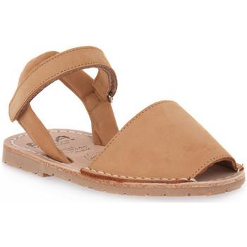 Čevlji  Deklice Sandali & Odprti čevlji Rio Menorca RIA MENORCA CUERO NABOUK Marrone