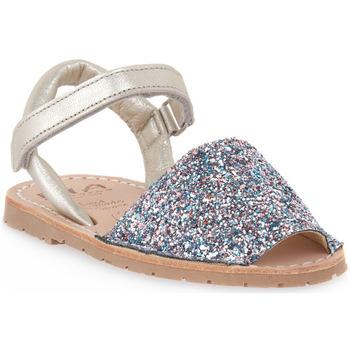 Čevlji  Deklice Sandali & Odprti čevlji Rio Menorca RIA MENORCA  C39 GLITTER Grigio
