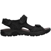 Čevlji  Moški Športni sandali IgI&CO 7130000 BLACK