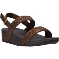 Čevlji  Ženske Sandali & Odprti čevlji FitFlop T77-012 Rjav
