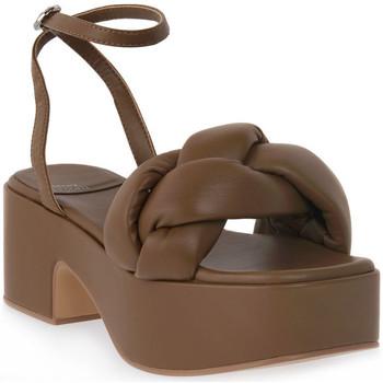 Čevlji  Ženske Sandali & Odprti čevlji Jeffrey Campbell BRO BRAIDED Marrone
