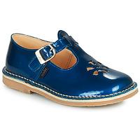 Čevlji  Deklice Sandali & Odprti čevlji Aster DINGO Modra / Varnish
