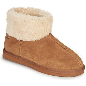 Čevlji  Ženske Nogavice Isotoner 97307 Kamel