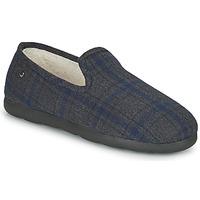 Čevlji  Moški Nogavice Isotoner 98038 Siva / Modra