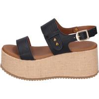 Čevlji  Ženske Sandali & Odprti čevlji Sara Collection Sandale BJ920 Črna
