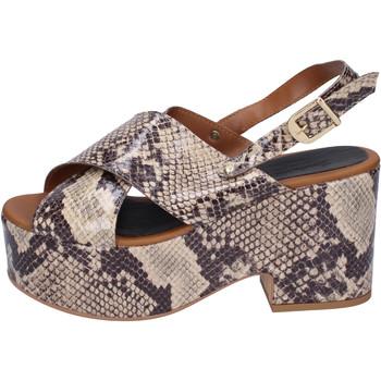 Čevlji  Ženske Sandali & Odprti čevlji Sara Collection Sandale BJ932 Bež