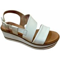 Čevlji  Ženske Sandali & Odprti čevlji Susimoda SUSI2909bia bianco